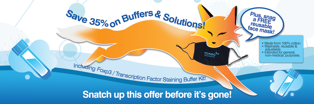 Save 35% on Buffers & Solutions