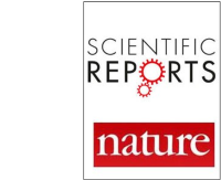 Nature Scientific Reports Journal Cover