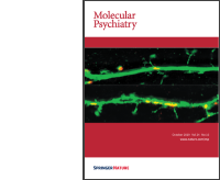 Nature Molecular Psychiatry Journal Cover