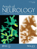 Annals of Neurology Journal Cover