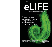 elife Journal Cover