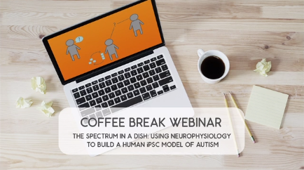 Autism Coffee Break Webinar