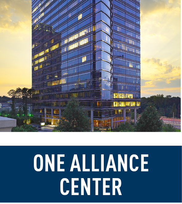 One Alliance Center