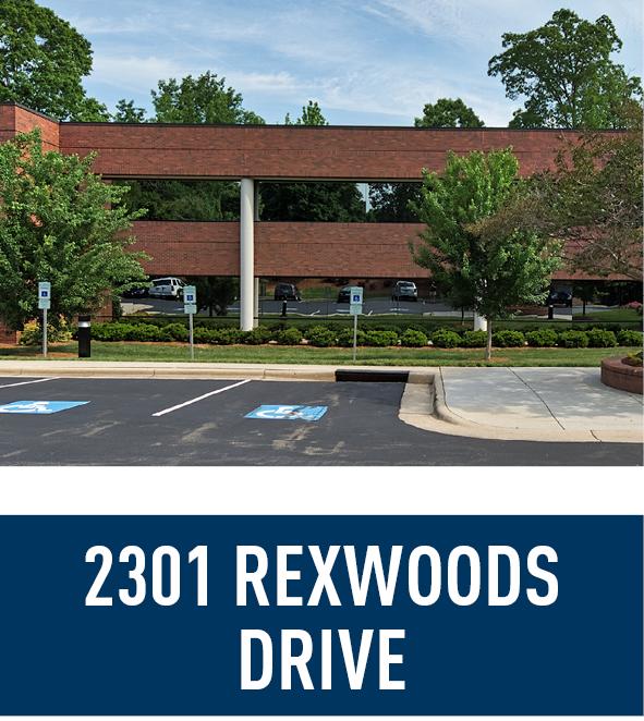 2301 Rexwoods Drive
